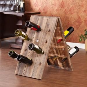 Wildon Home ® Wicklow 24 Bottle Riddling Wine Rack
