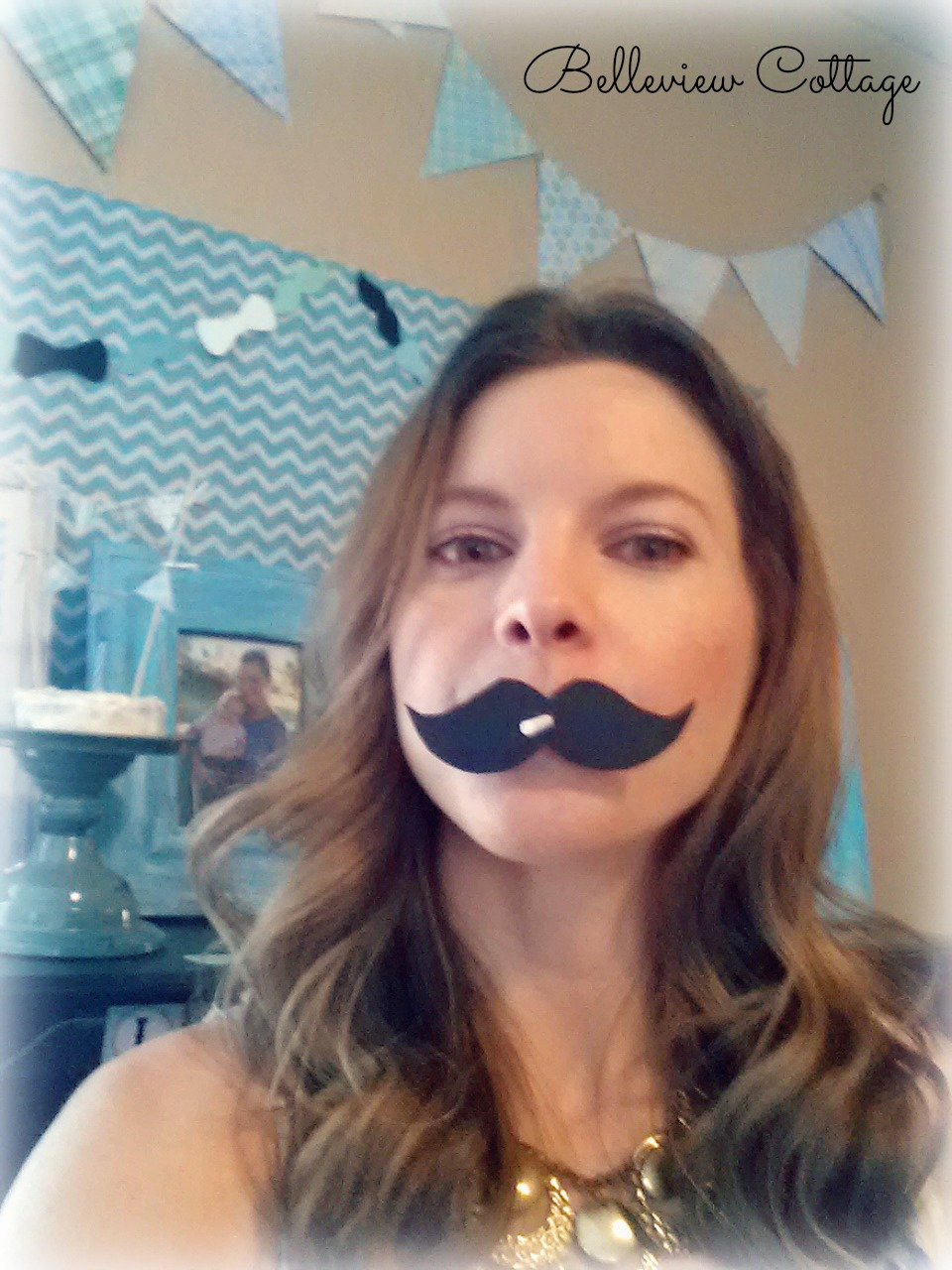 Mustache Suckers | Little Man Party | Belleview Cottage