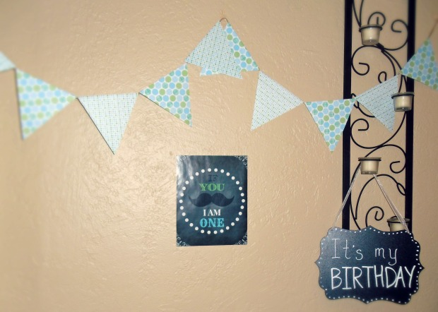 Little Man First Birthday Party | Belleview Cottage
