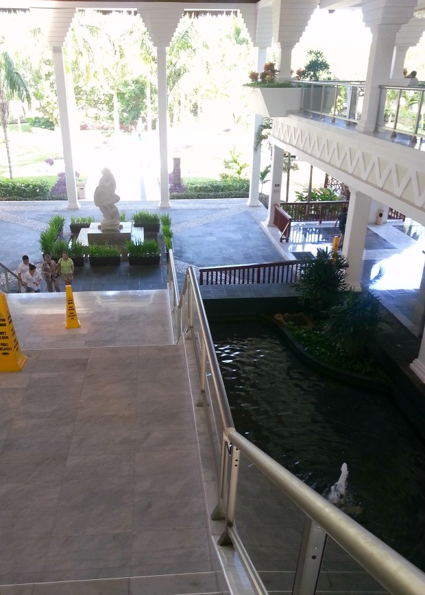 Grand Riviera Princess Lobby, Playa Del Carmen, Mexico
