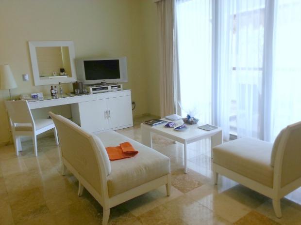 Laguna Villa Suite at the Grand Riviera Princess, Playa Del Carmen, Mexico