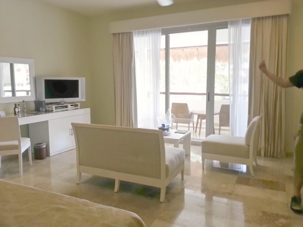 Laguna Villa suite, Grand Riviera Princess resort, Playa Del Carmen, Mexico