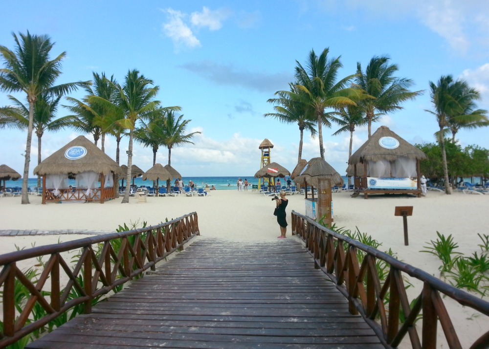 Grand Riviera Princess resort, Playa Del Carmen, Mexico