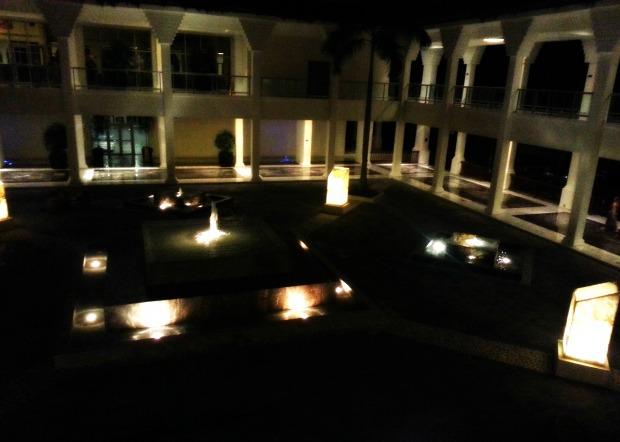 The Grand Riviera Princess at night | Playa Del Carmen, Mexico