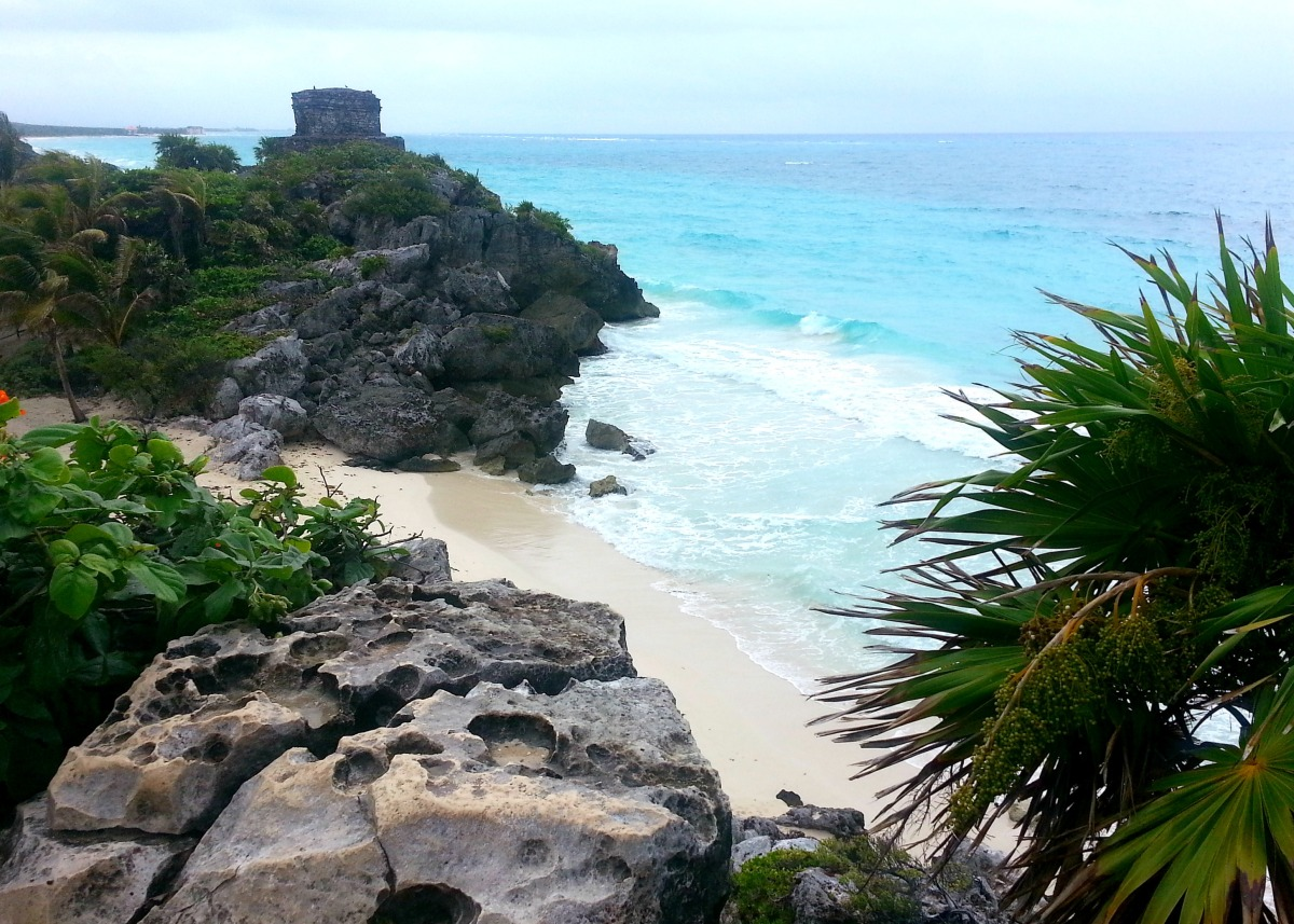 Photos from the Mayan Ruins at Tulum