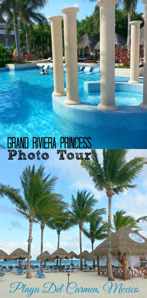 Photo Tour and Review of the Grand Riviera Princess Resort | Belleview Cottage