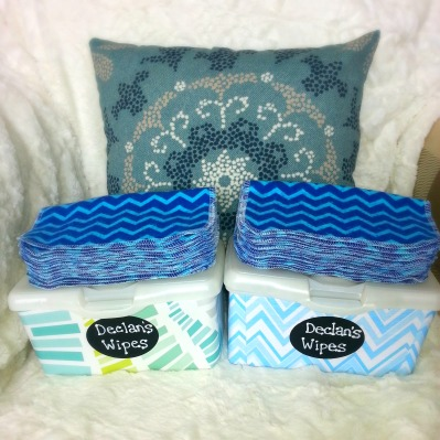Reusable Cloth Baby Wipes / Diaper Wipes