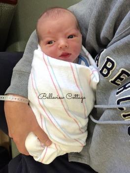 Newborn cloth diaper review