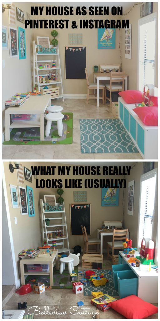 Read this funny blog post about being a stay-at-home mom! Those with toddlers can DEFINITELY relate! Haha