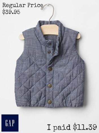 How to Save 80% at GAP! Tips and tricks for major savings. | Belleview Cottage